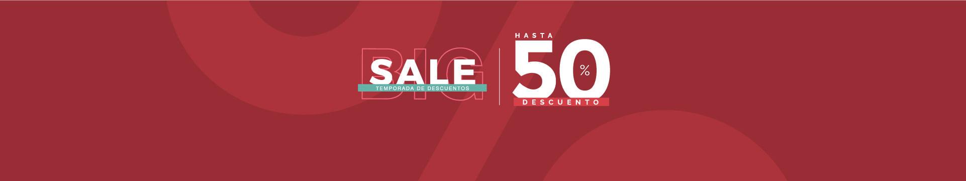 Compra en nuestra Tienda Online Vélez con los mejores descuentos en bigsale