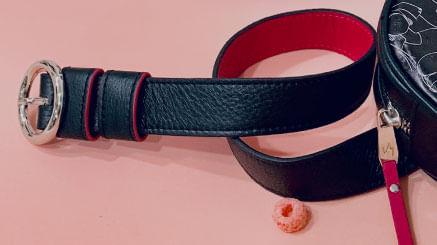 Los mejores cinturones en cuero para hombre y para mujer los encuentras en la Tienda Online de Vélez