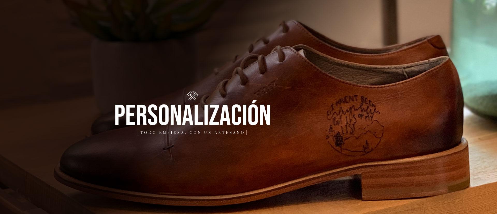 Personaliza zapatos a tu gusto aquí