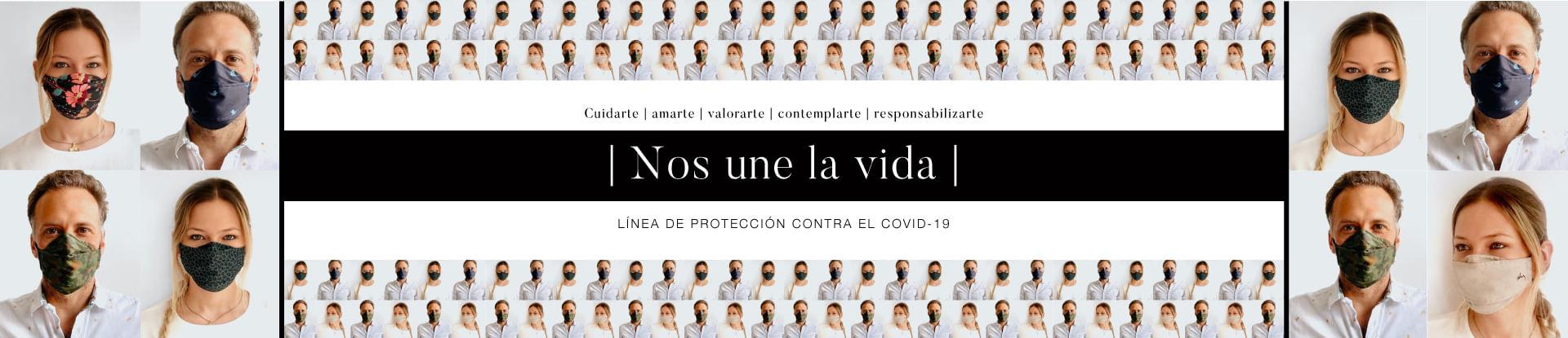Tapabocas y gel antibacterial Vélez - Cuidado personal