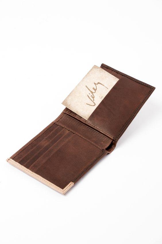 7f0340a91 Billetera de cuero para hombre 5386 | Billeteras | Vélez ...