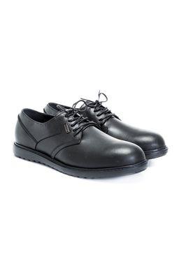 30c55d65ae9 Zapatos con cordon de cuero para hombre · Zapatos de cuero con cordón para  hombre