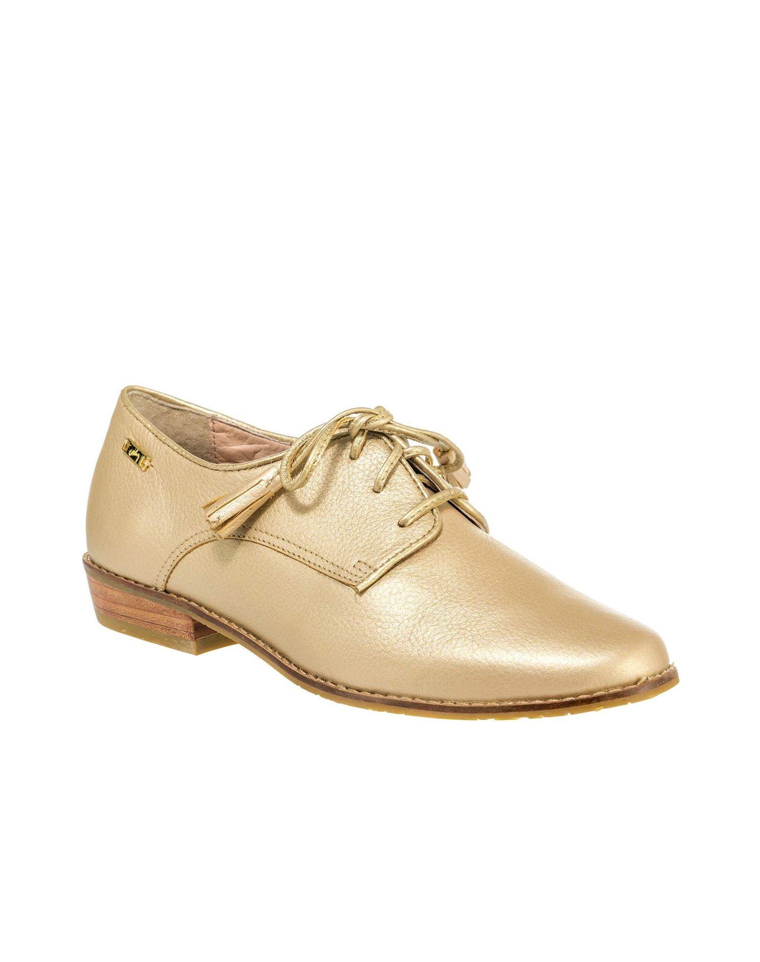 Zapatos con cordón de cuero para mujer 9758  8f41911ae4c8f