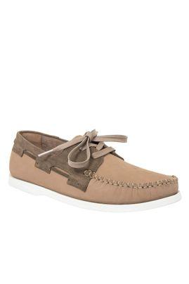 Nike - Zapatillas de Piel para hombre beige camel N6EOM9kt