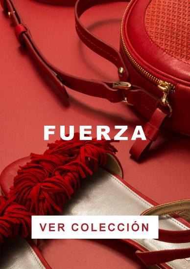 nueva colección rojo