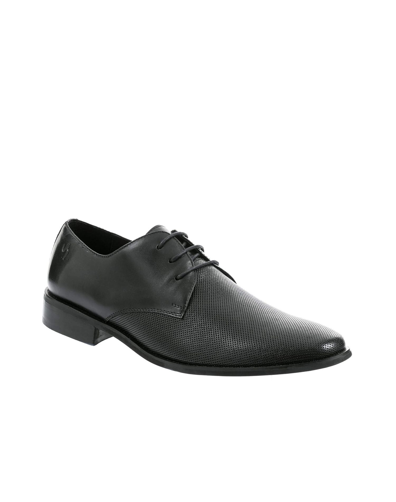 Zapatos de cuero con cordón para hombre 10840  e7f39fa1dd15