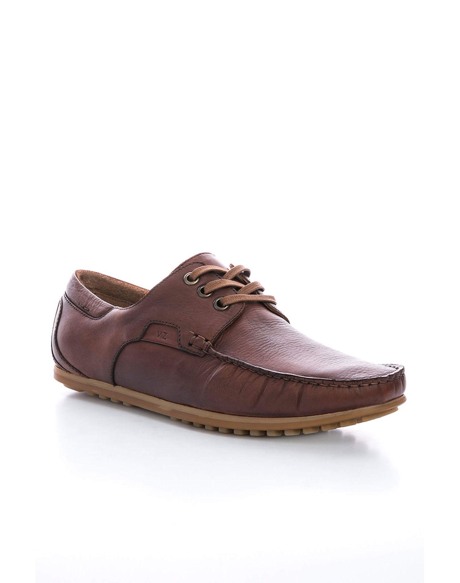 Zapatos de cuero con para cordón para con hombre 12292  Zapatos con cordones 256963