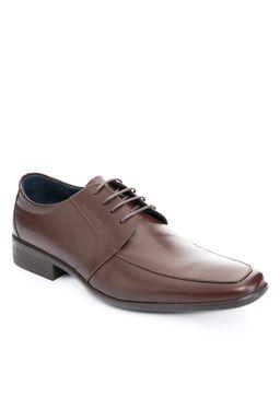 36da01595c Zapatos-de-cuero-con-cordon-para-hombre ...