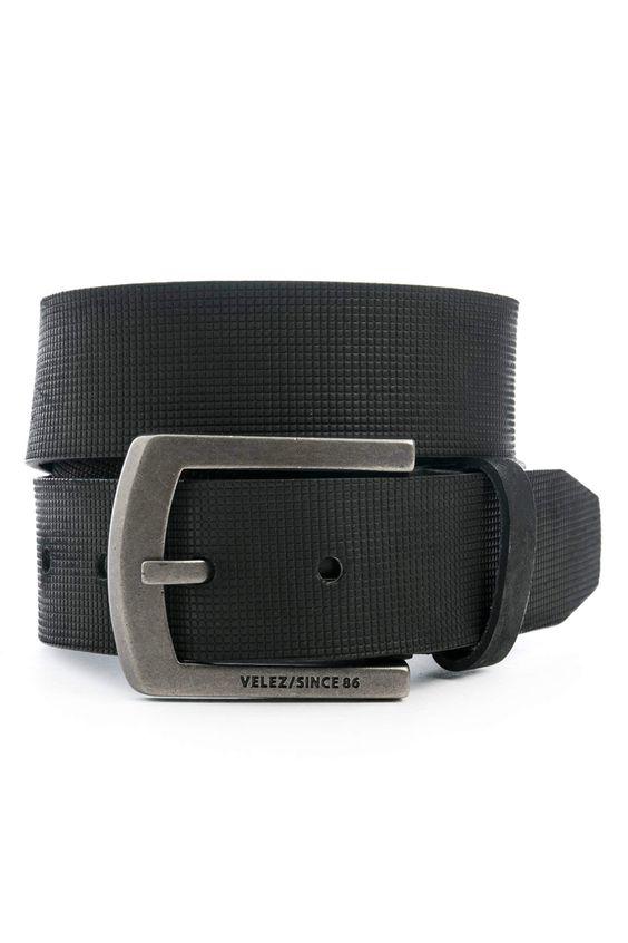 855ede906d9 Cinturón unifaz de cuero para hombre 18764