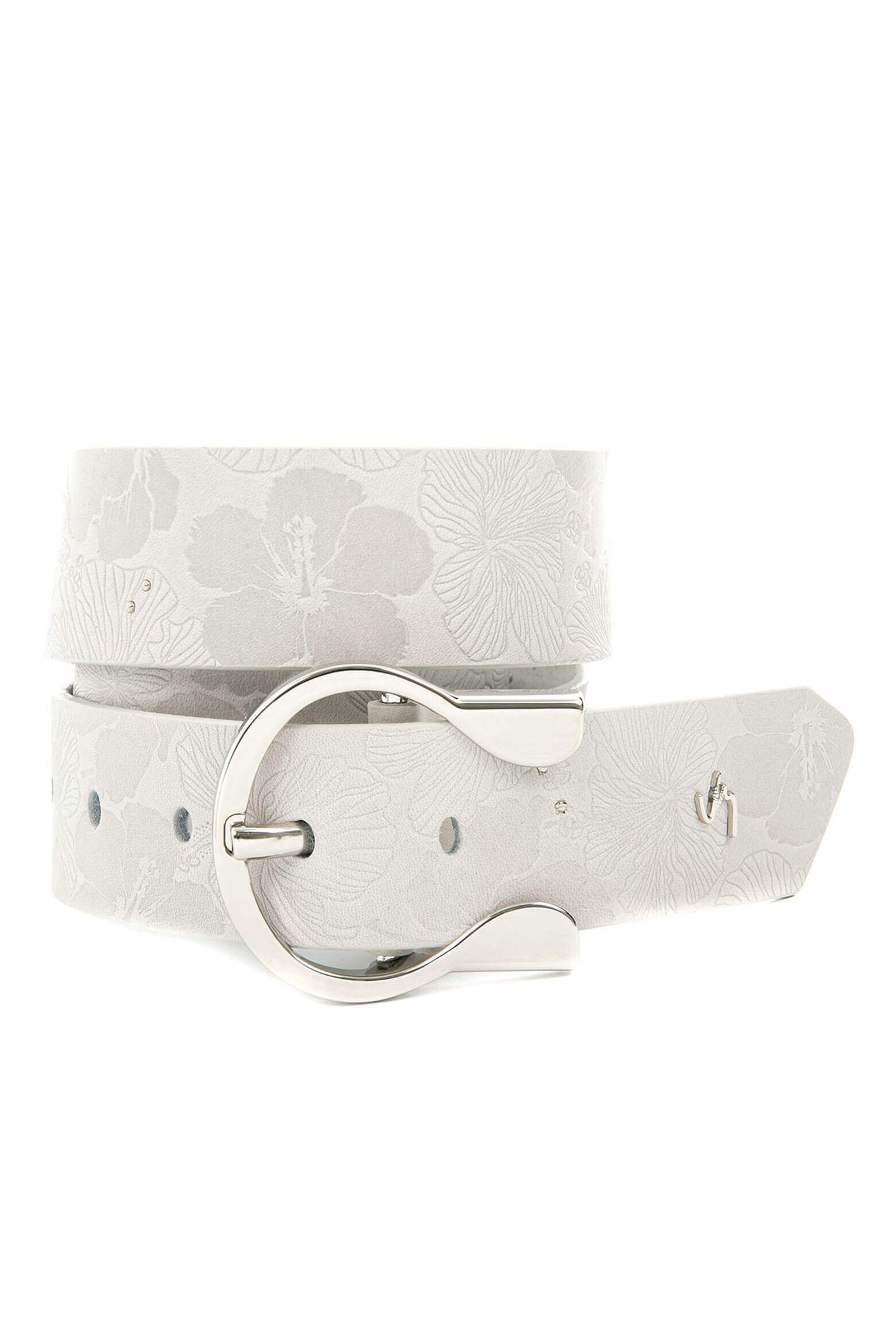 62b8d68f2 Cinturón unifaz de cuero para mujer 18750 | Unifaz | Vélez - Velez-18
