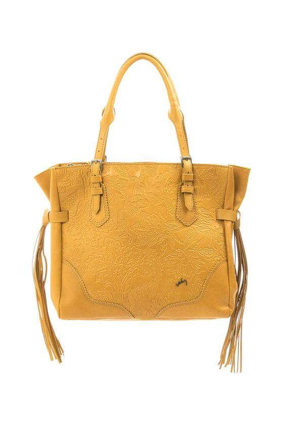 e59d7f50c97 Bolso shopping de cuero para mujer 19153