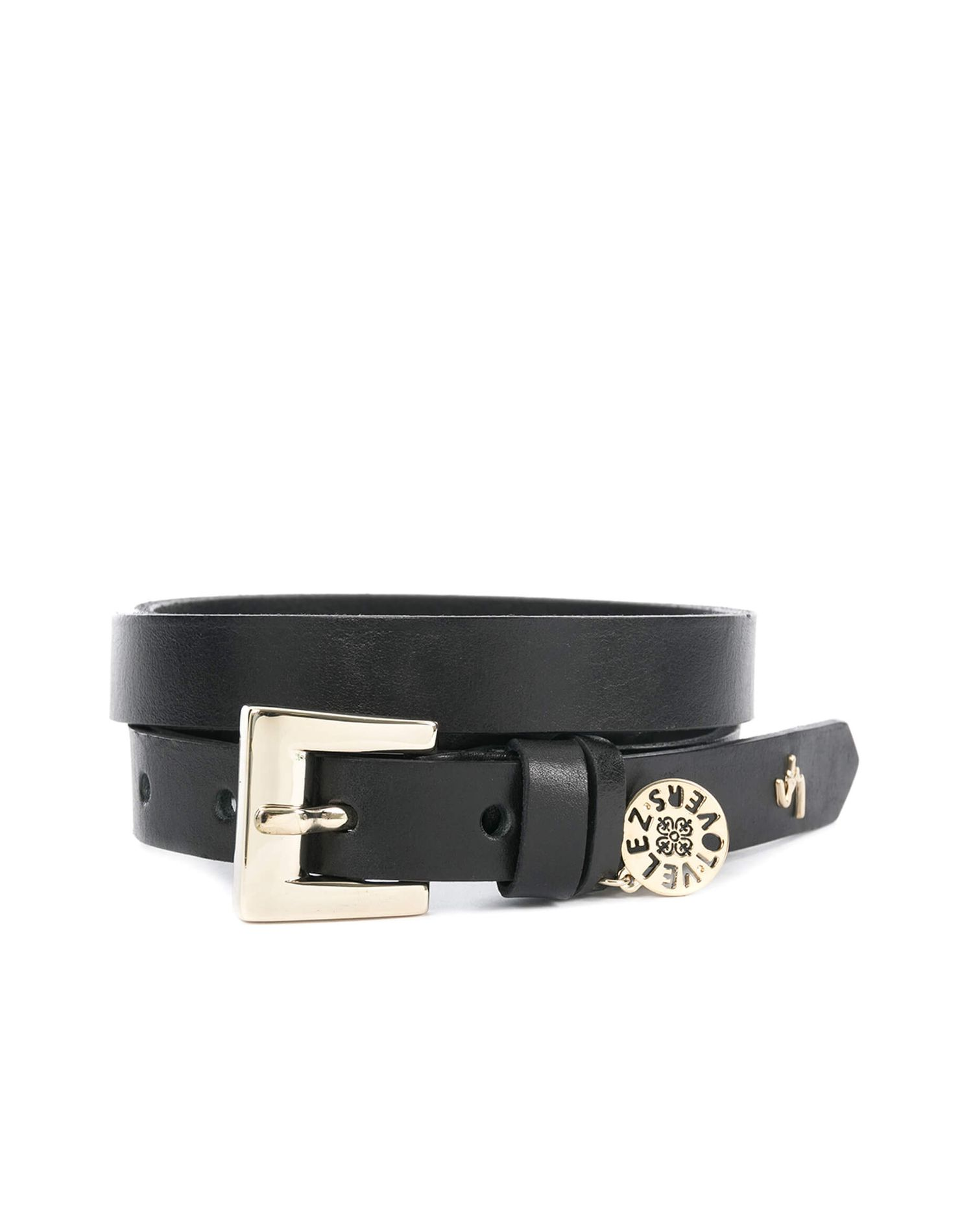 58fed51a11051 Cinturón unifaz de cuero para mujer 19178