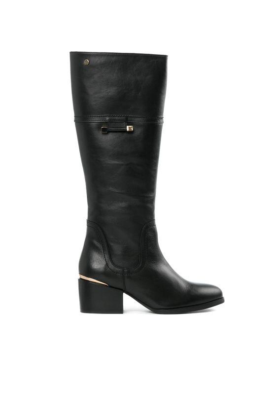 f51b64d741d Zapatos para mujer en cuero vélez jpg 564x846 Botas de piel para dama