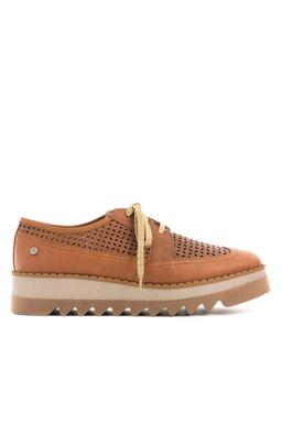 Zapatos-de-cuero-con-cordon-para-mujer