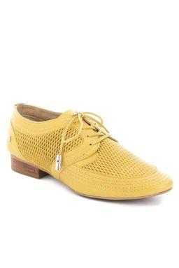 eaca7ad2 Zapatos-de-cuero-con-cordon-para-mujer ...