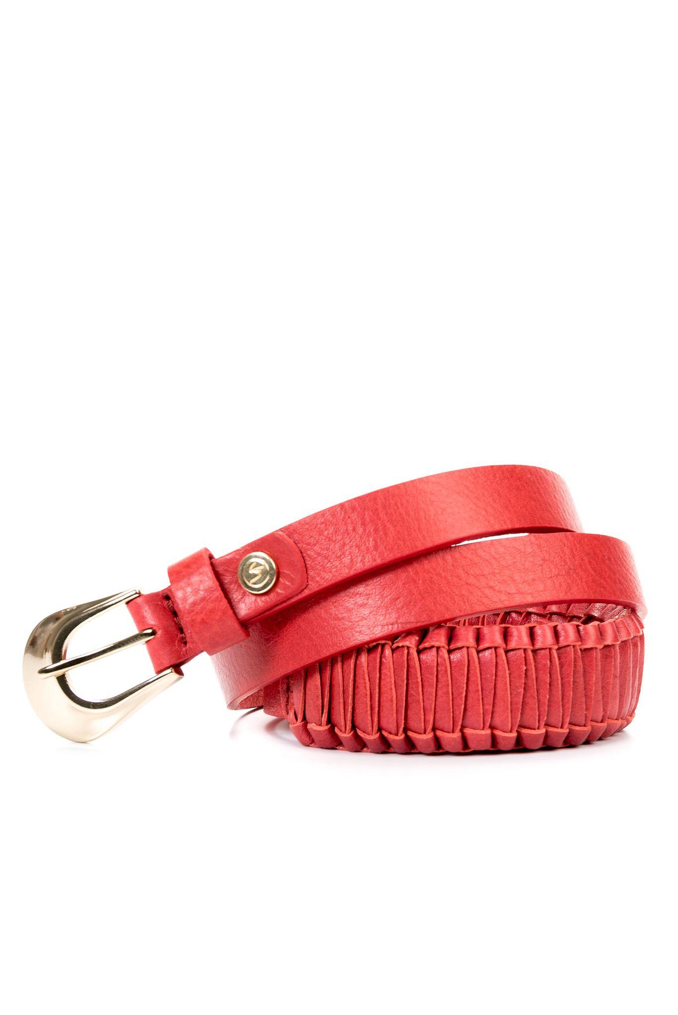 263b71fd4 Cinturón unifaz de cuero para mujer 23195 Unifaz - Velez-18