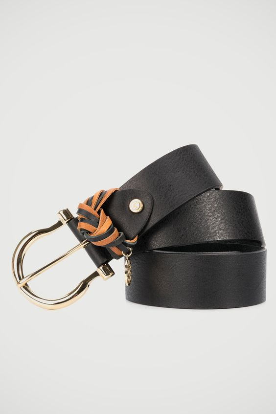 e52d187f5 Cinturón unifaz de cuero para mujer 23288 Unifaz - Velez-18