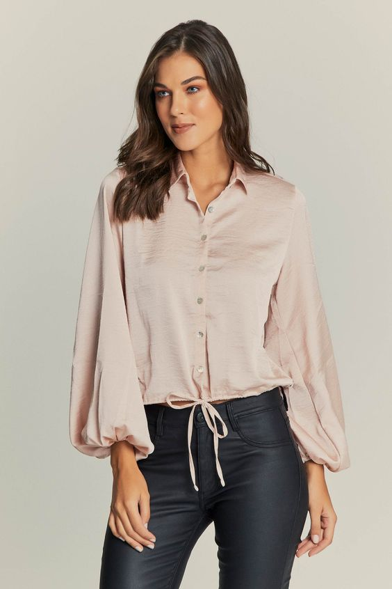 bajo precio a980c fd09d Camisa Bardina para mujer