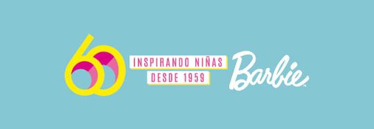 Barbie inspirando niñas desde 1959