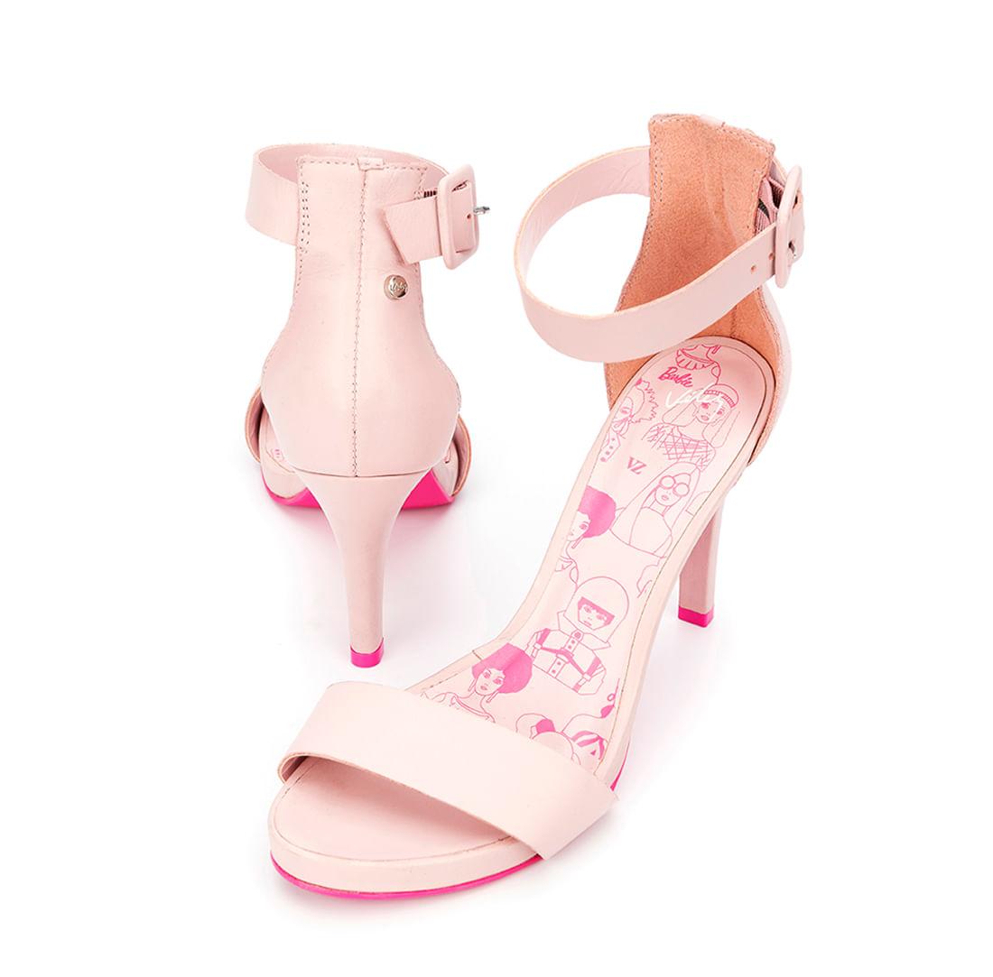 Sandalias para dama nueva colección Barbie